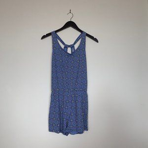 Blue Old Navy Romper